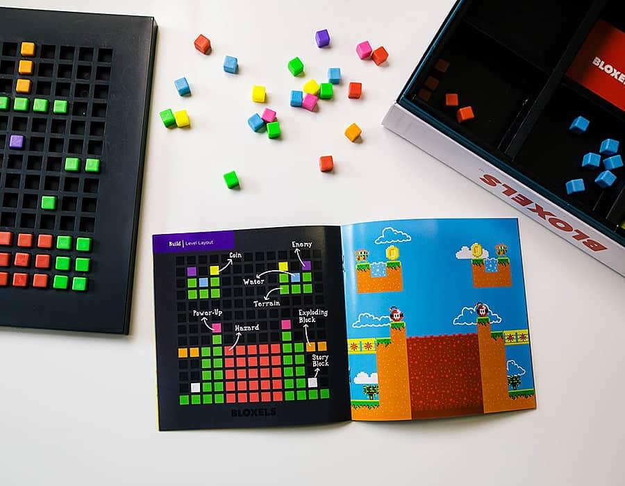 Mattel Bloxels Toys