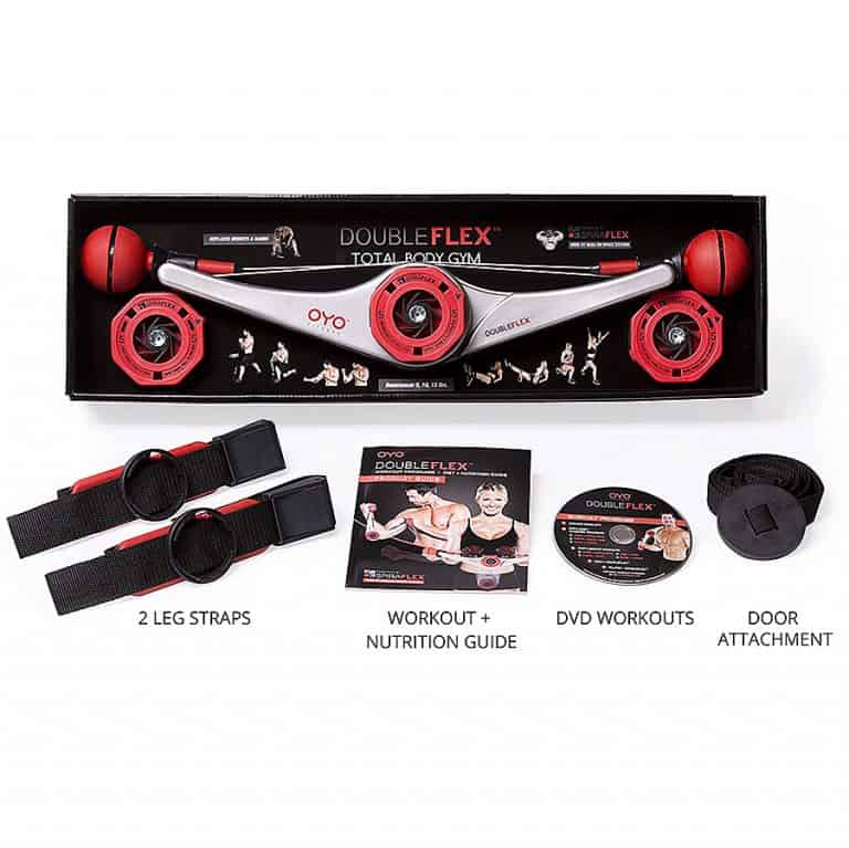 OYO Fitness DoubleFlex Portable Gym Package