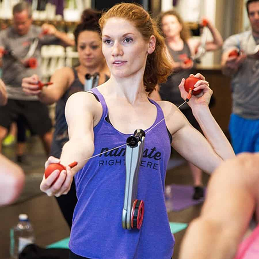 OYO Fitness DoubleFlex Portable Gym Physical Training