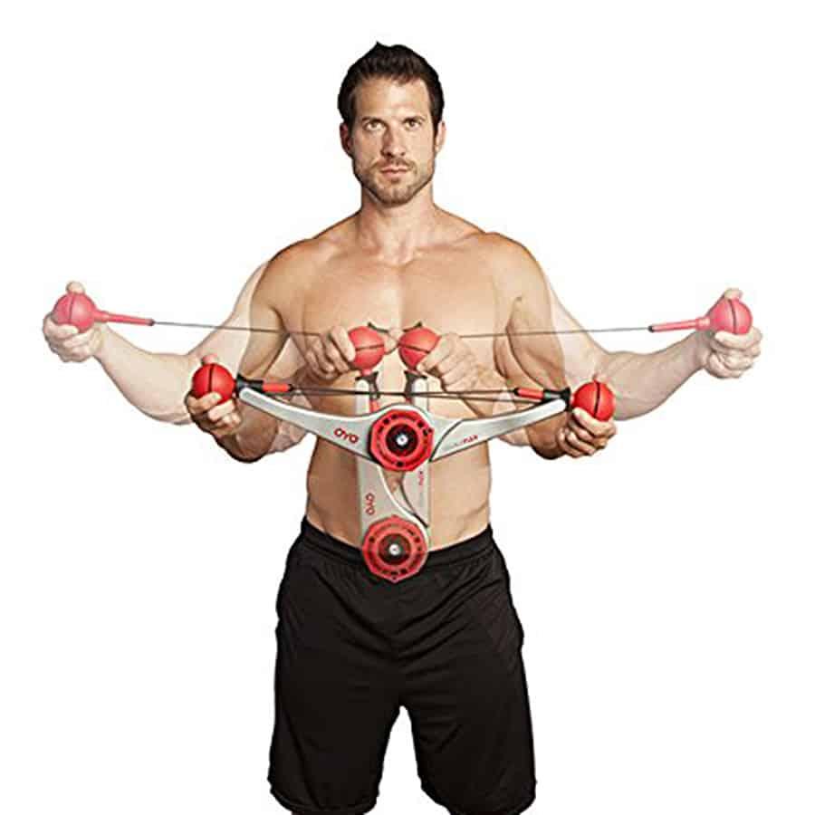 OYO Fitness DoubleFlex Portable Gym Resistance Training
