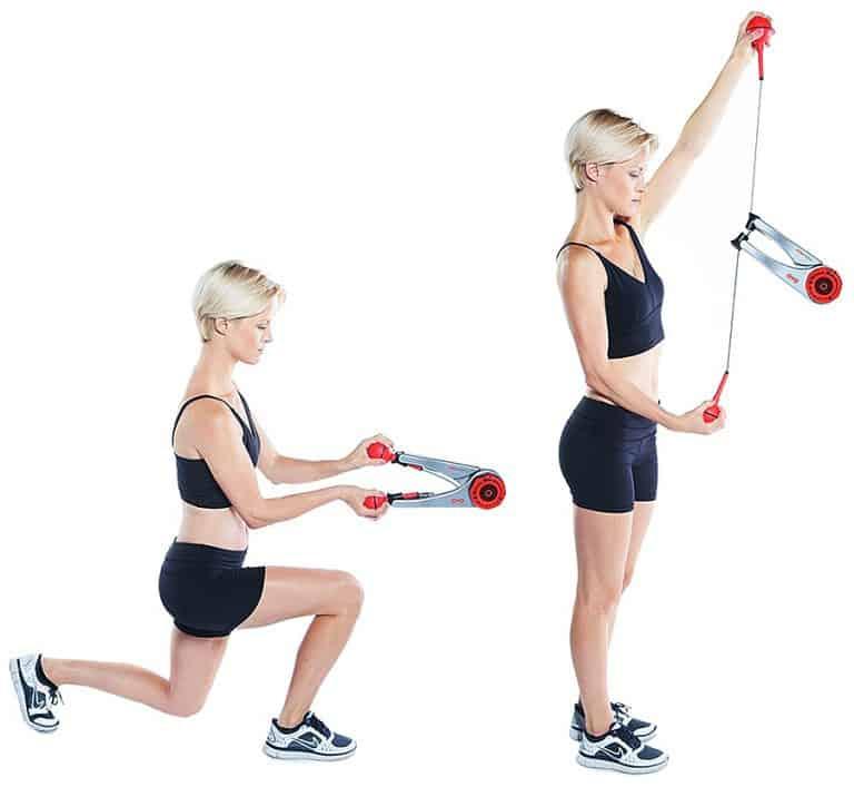 OYO Fitness DoubleFlex Portable Gym Training Gear
