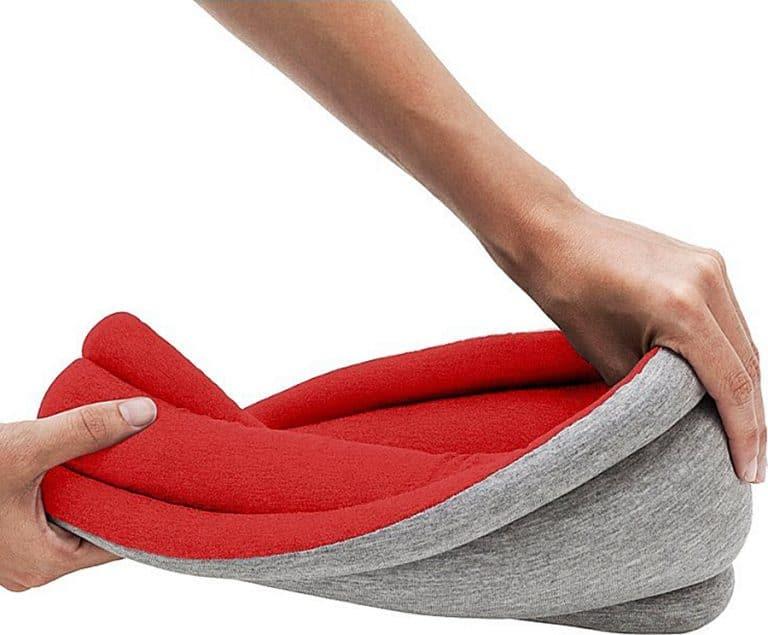 Ostrich Pillow Light Pillow Reversible