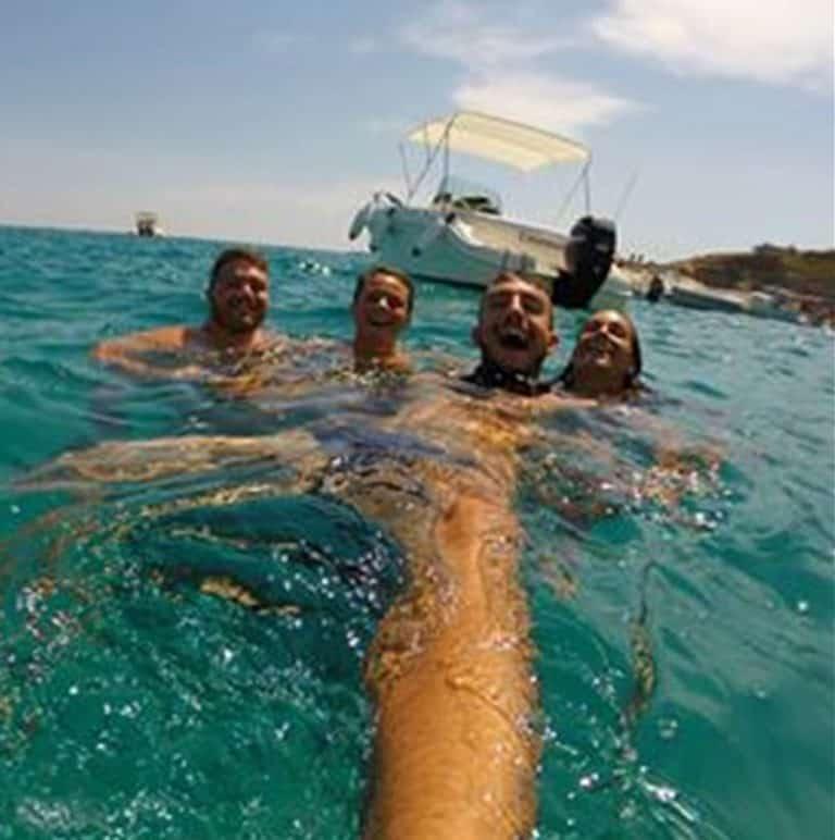 SelfieFeet GoPro Compatible