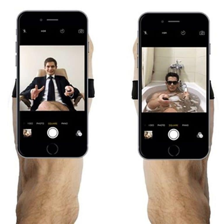 SelfieFeet Mobile Holder