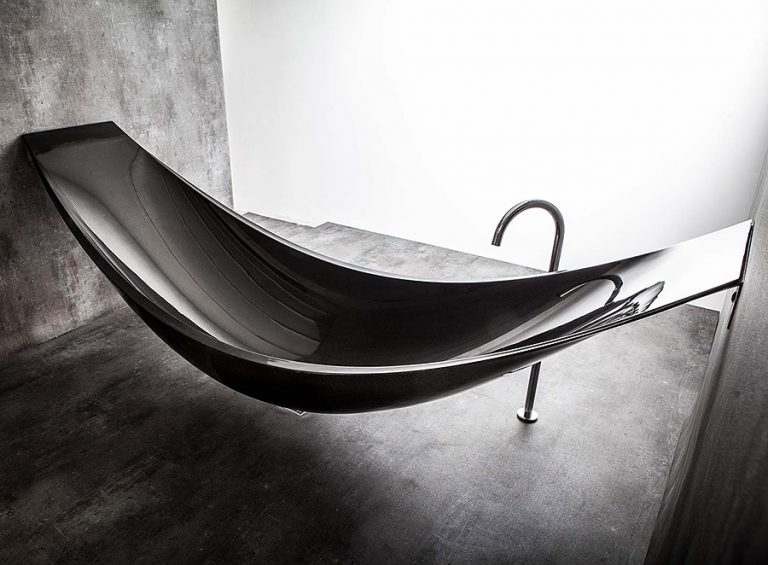 SplinterWorks Carbon Hammock Bath Insulating Foam
