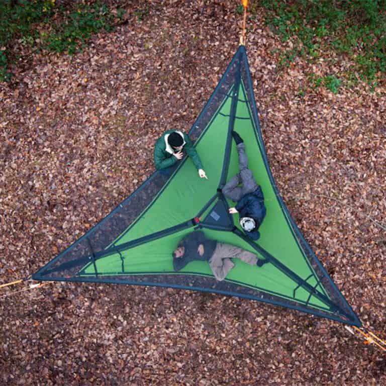 Tentsile Trillium Hammock Camping