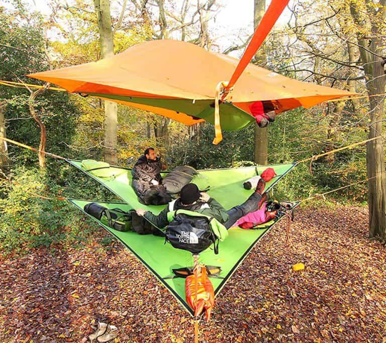 Tentsile Trillium Hammock Tree Tent