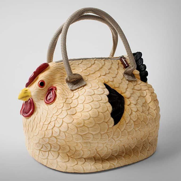 The Original Chicken Handbag Shoulder Bag