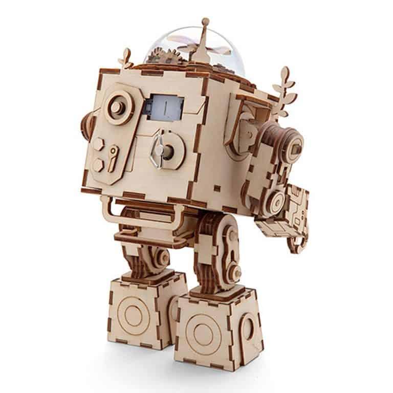 ThinkGeek Orpheus The Saddest Music Machine Musical Robot