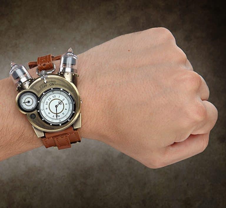 ThinkGeek Tesla Watch Wrist Watch