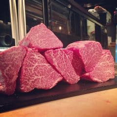 Well? Wagyu waiting for?
