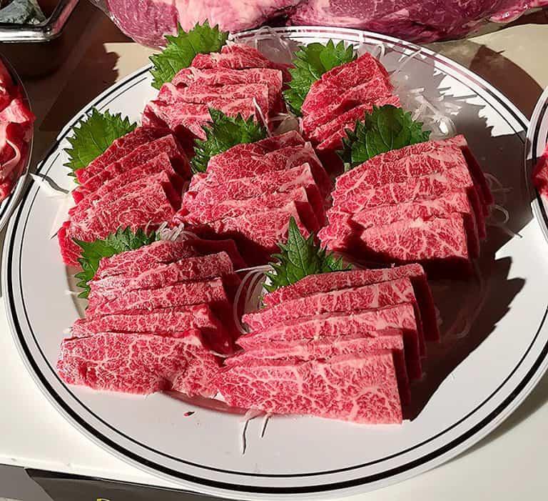 20lbs 100% A5 Grade Japanese Wagyu Kobe Beef Meat