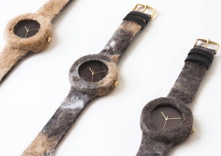 Analog Watch Co Animal Fur Watch Accessories