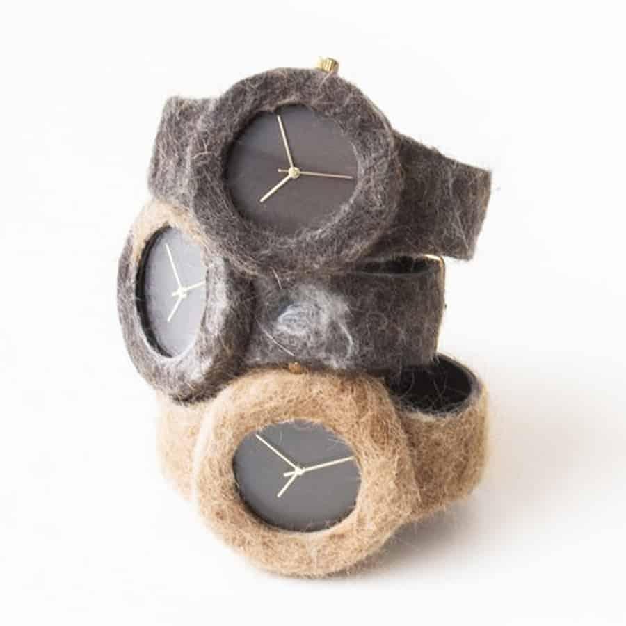 Analog Watch Co Animal Fur Watch Wrist Watch