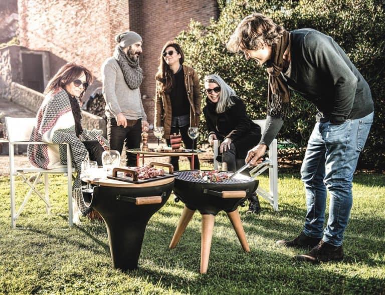 Aniva Cosa BBQ Barbecue Party