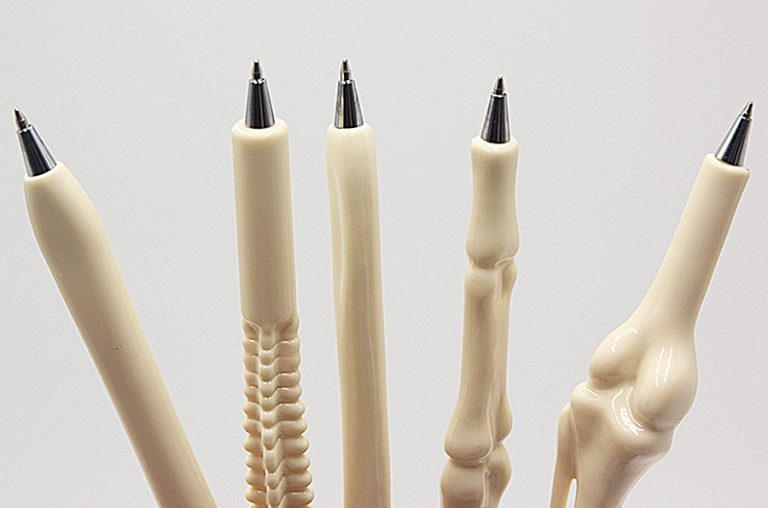 Bone Shaped Pens Ball Points