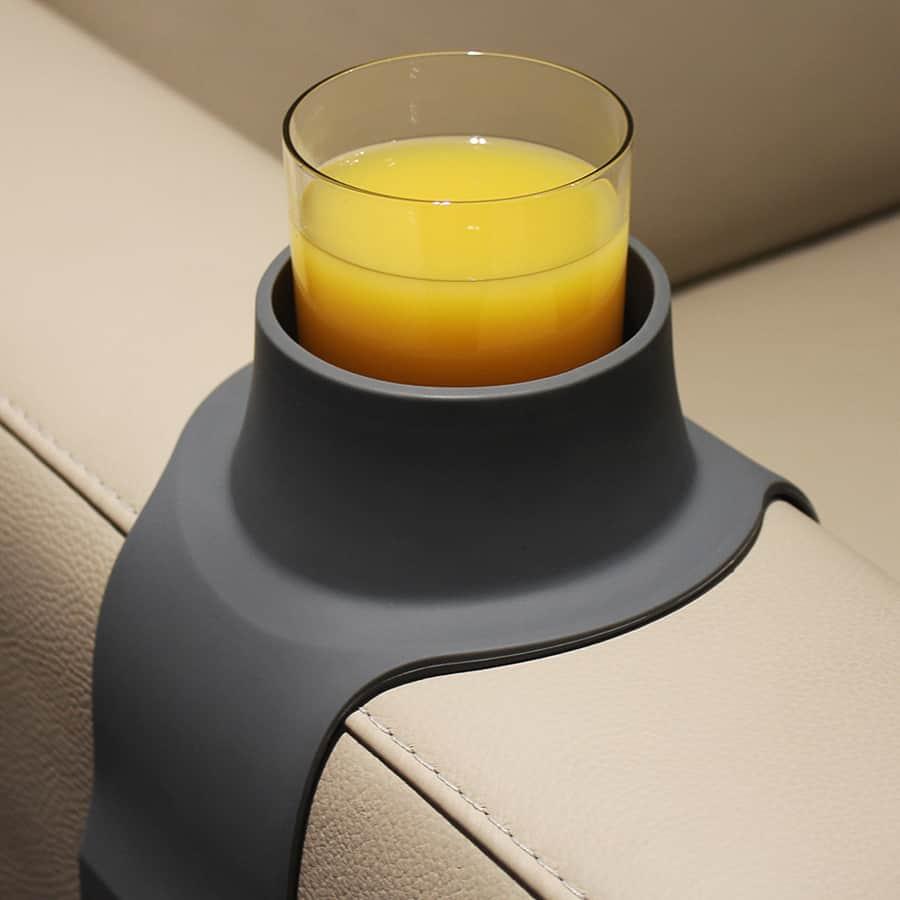 CouchCoaster Premium Quality Drink Holder Silicone Body