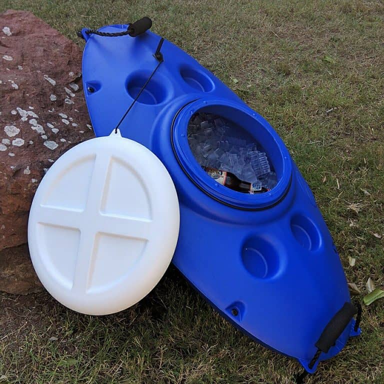CreekKooler Floating Cooler Insulated