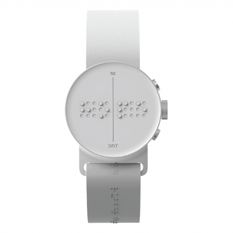 Dot Braile Smart Watch Accessory