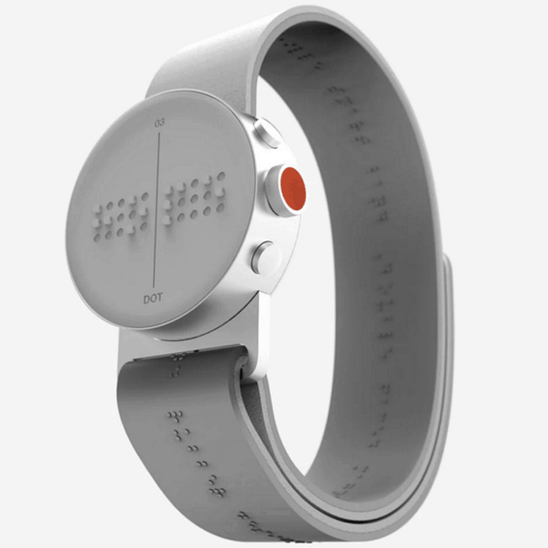 Dot Braile Smart Watch Gadget