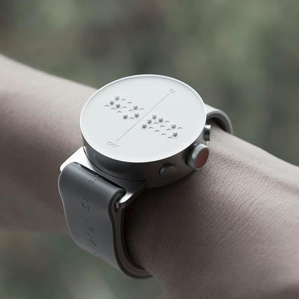 Dot Braile Smart Watch Novelties