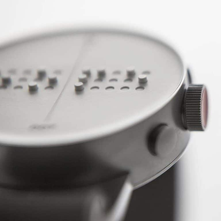Dot Braile Smart Watch Visually Impaired Product