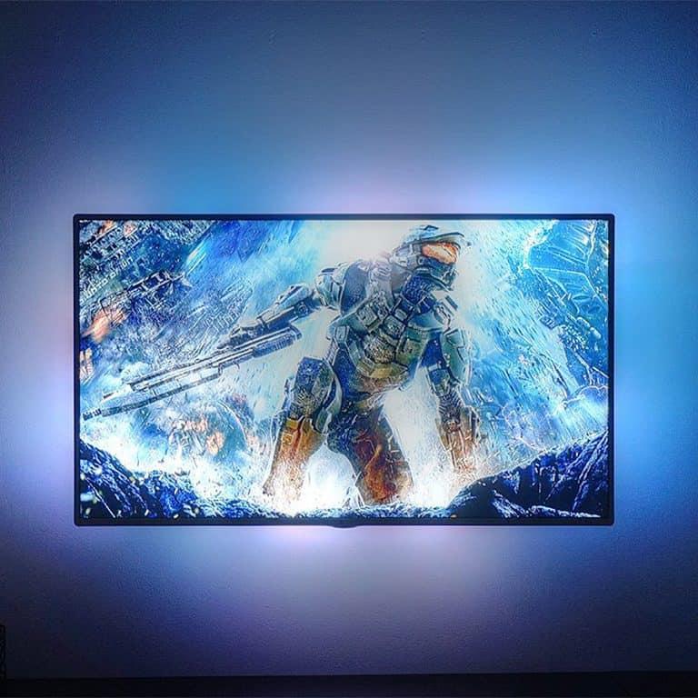 DreamScreen Responsive TV Backlighting Backlight