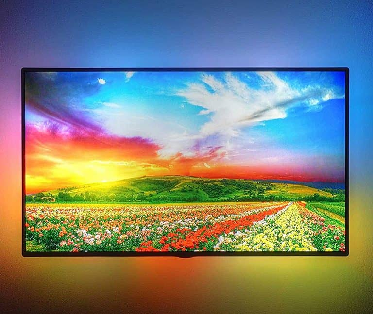 DreamScreen Responsive TV Backlighting Bluetooth Controlled