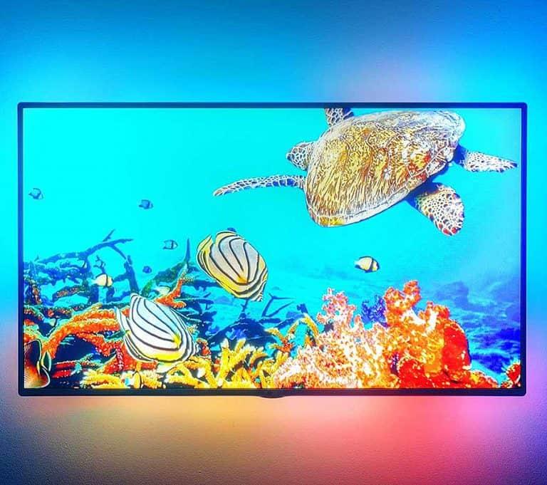 DreamScreen Responsive TV Backlighting Home Theater Lighting