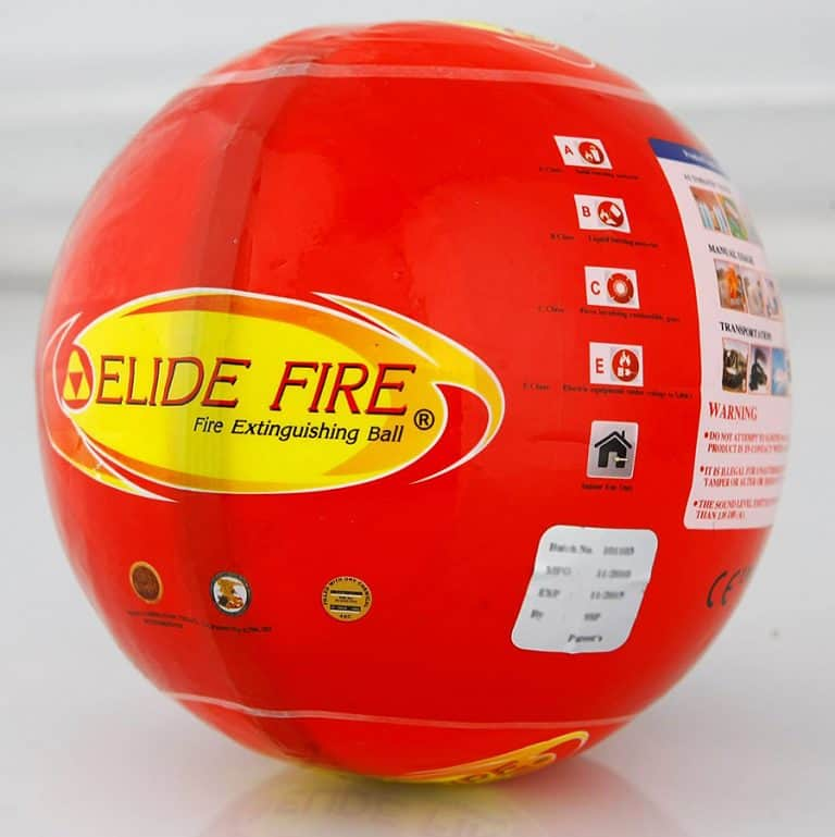 Elide Fire Extinguisher Ball Emergency Tool