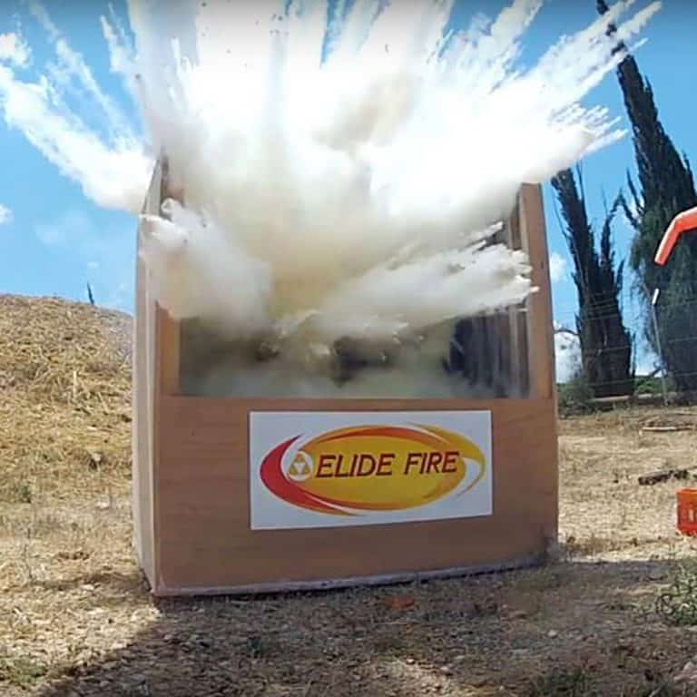 Elide Fire Extinguisher Ball Non Toxic
