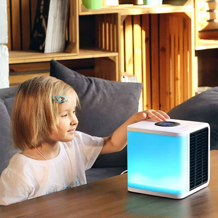 Evapolar Personal Air Cooler + Humidifier Home Appliance
