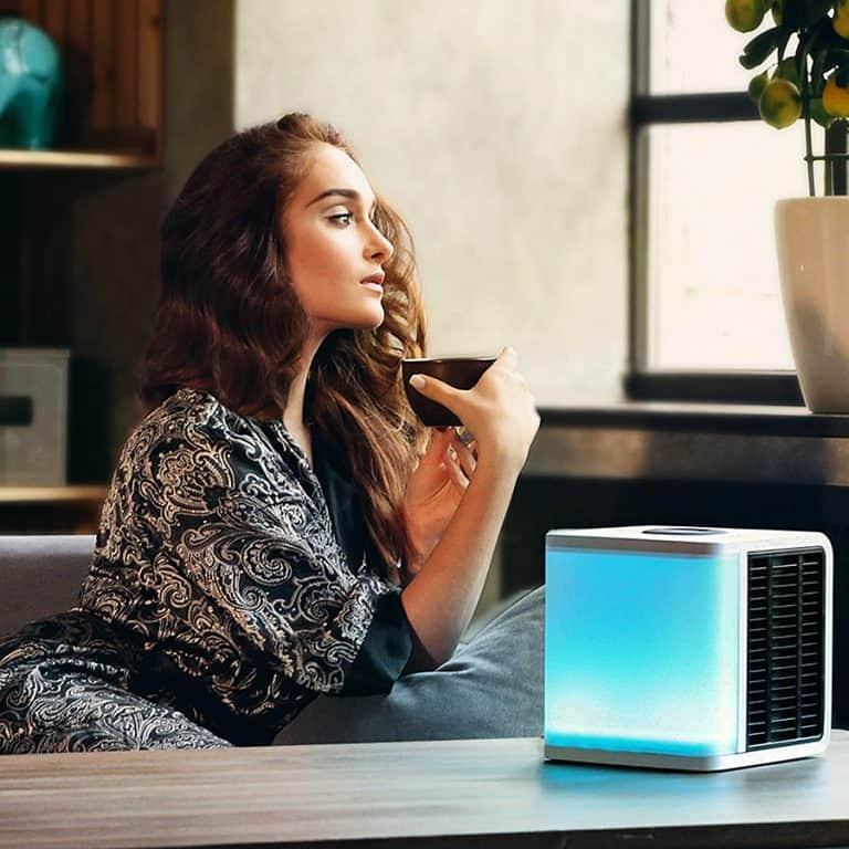 Evapolar Personal Air Cooler + Humidifier Personal Cooler