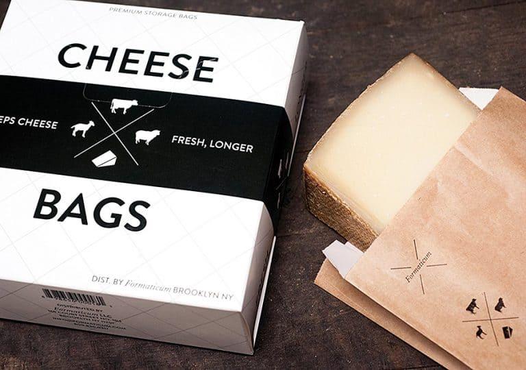 Formaticum Cheese Storage Bags Polyethylene