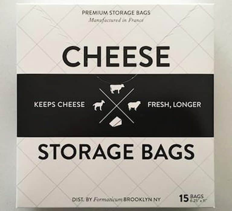 Formaticum Cheese Storage Bags Wax Coated Paper
