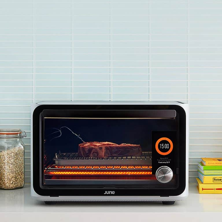 June Intelligent Oven Home Appliance