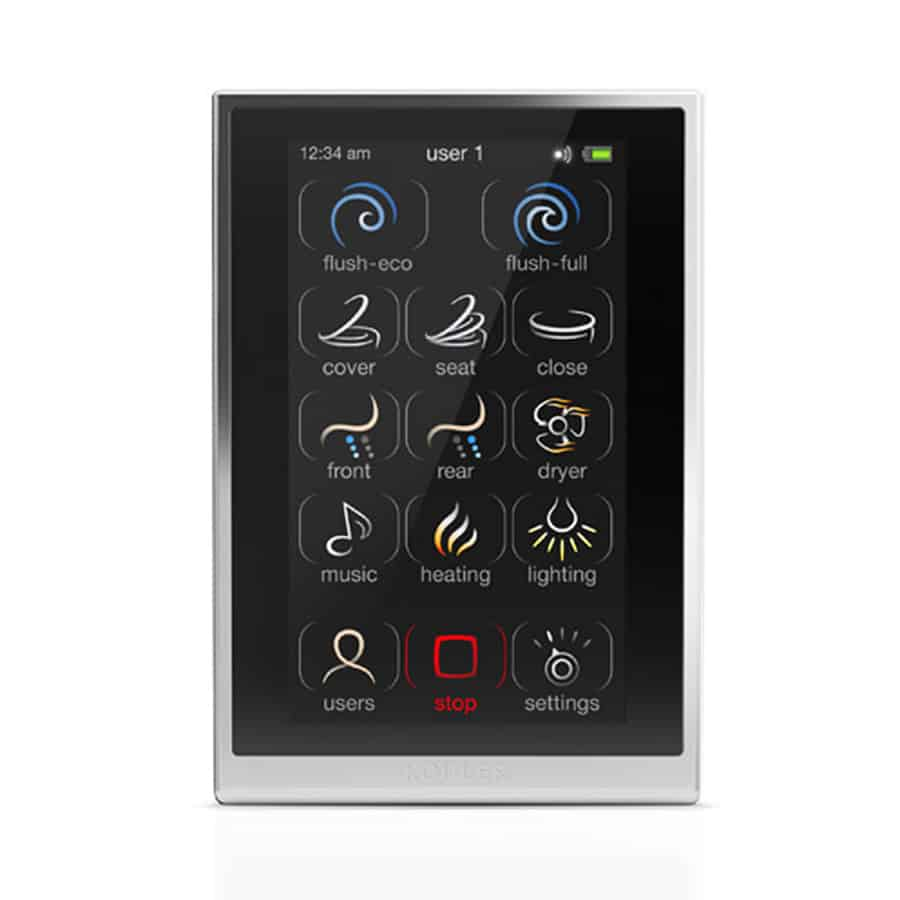 KOHLER Numi Intelligent Toilet Music Sync Remote