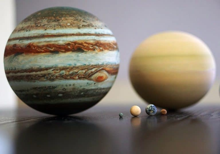 Little Planet Factory 8 Planets Of The Solar System Miniatures
