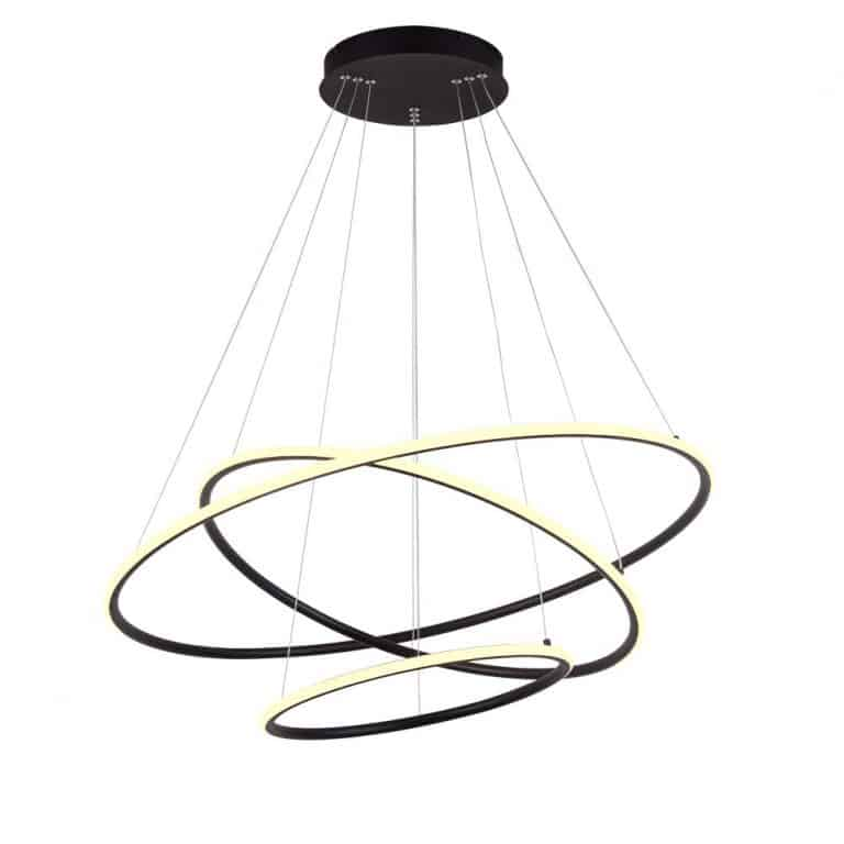 Modern Circular Pendant Light Chandelier Awesome Lighting
