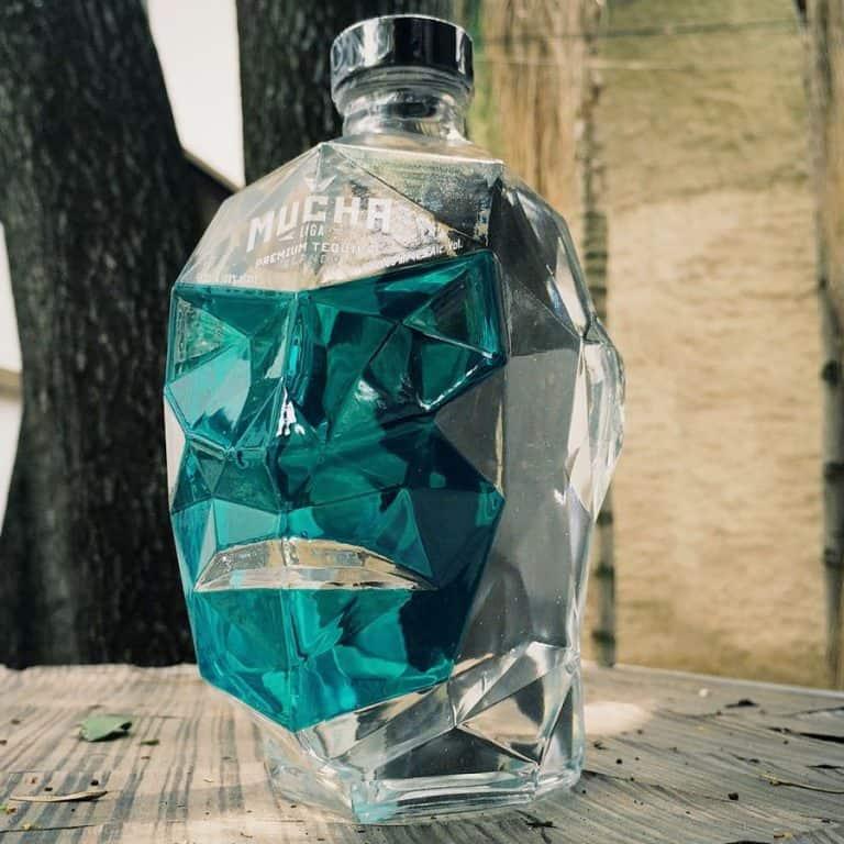 Mucha Liga Tequila Crystalline