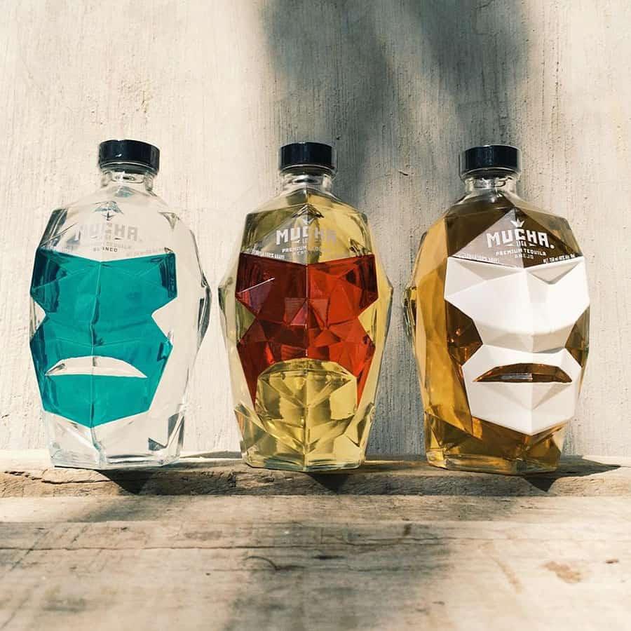Mucha Liga Tequila Liquor
