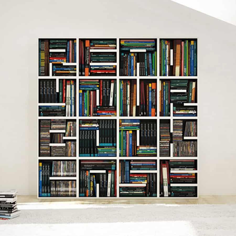 REdesign ABC Bookcase Bookshelves