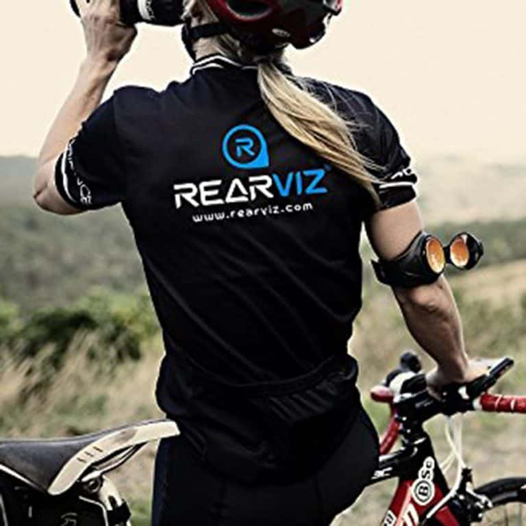 RearViz Arm Mounted Bicycle Rear View Mirror Sports Product