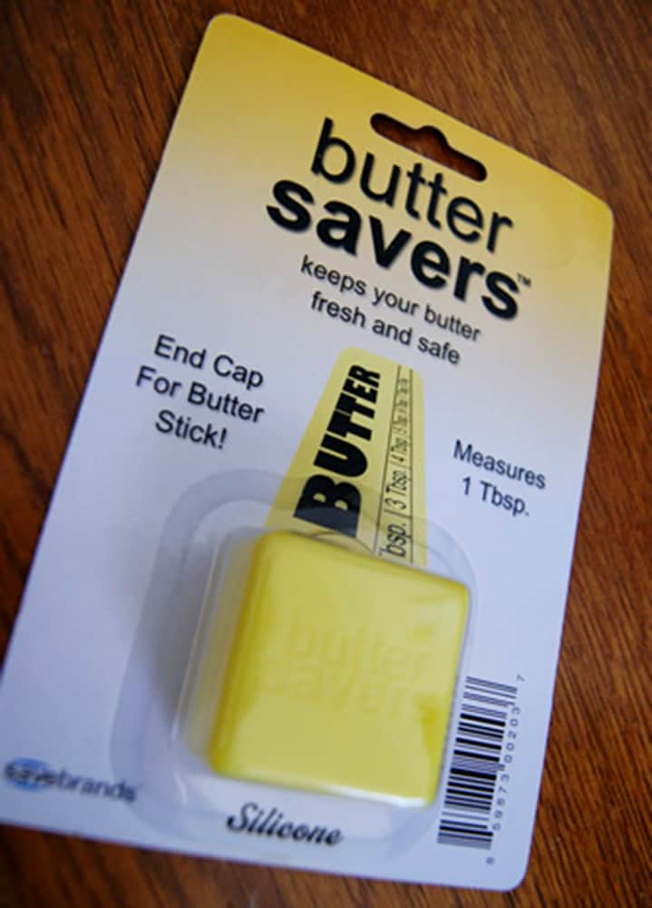 Save Brands East Butter Savers Food Safe Silicone