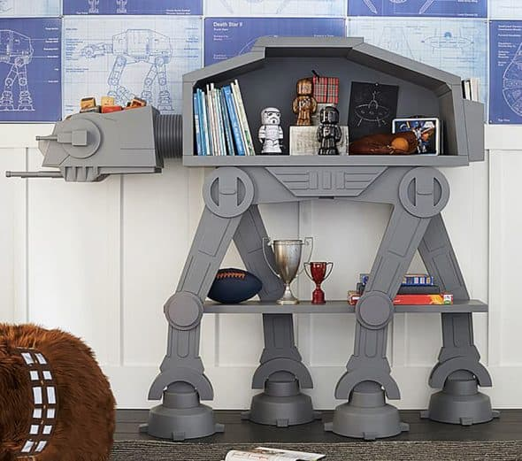 The greatest bookshelf in the galaxy.