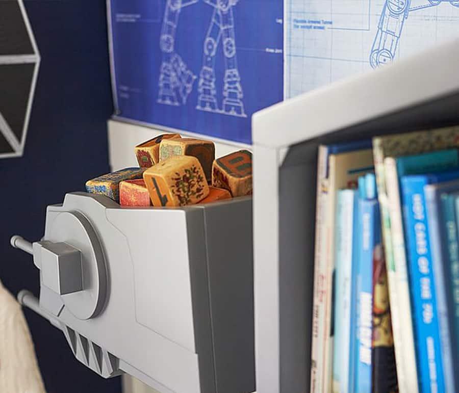 Star Wars AT-AT Bookcase Furniture