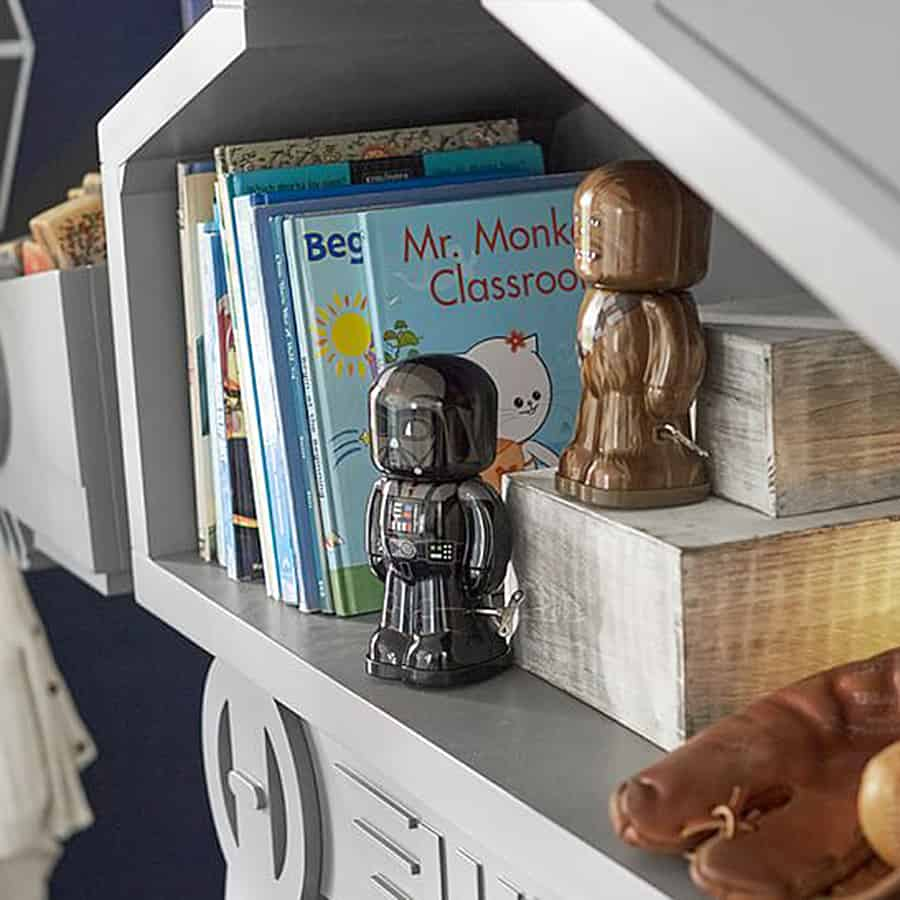 Star Wars AT-AT Bookcase Storage