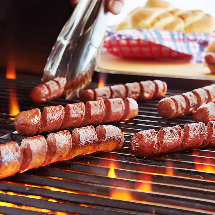 Sur La Table Dizzy Dog Hot Dog Spiral Cutter Kitchen Item