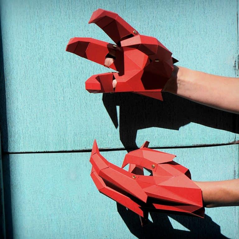 Wintercroft DIY Dragon Claws Do it Yourself