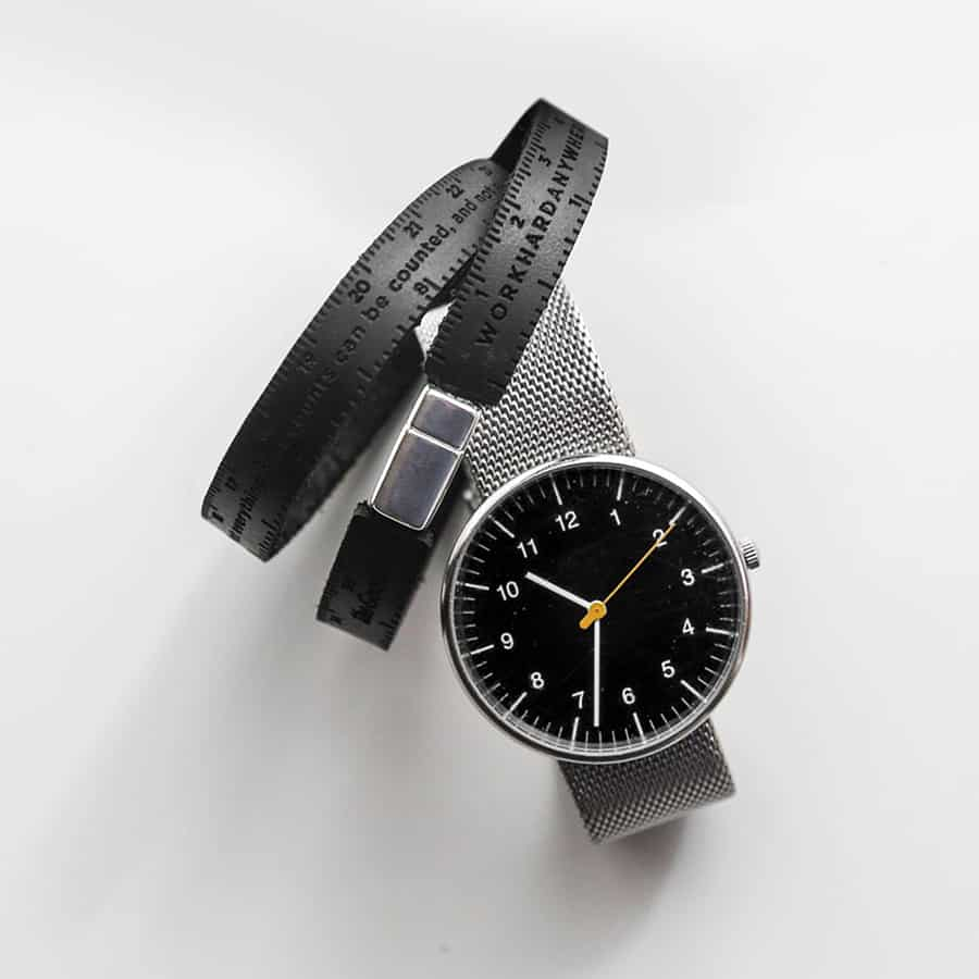 Workhard Anywhere Ruler Bracelet V2 Everyday Accessory